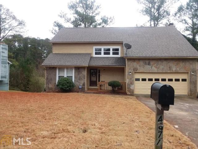 4971 Terrace Green Trace #64, Stone Mountain, GA 30088 (MLS #8498039) :: The Holly Purcell Group