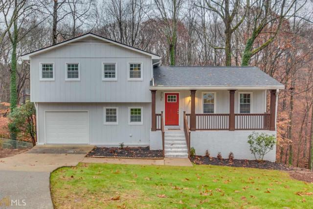 4265 Antler Trl, Smyrna, GA 30082 (MLS #8500014) :: Buffington Real Estate Group