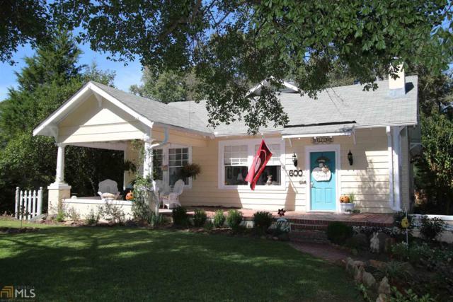 600 Winzor Ave, Lagrange, GA 30240 (MLS #8500139) :: Bonds Realty Group Keller Williams Realty - Atlanta Partners