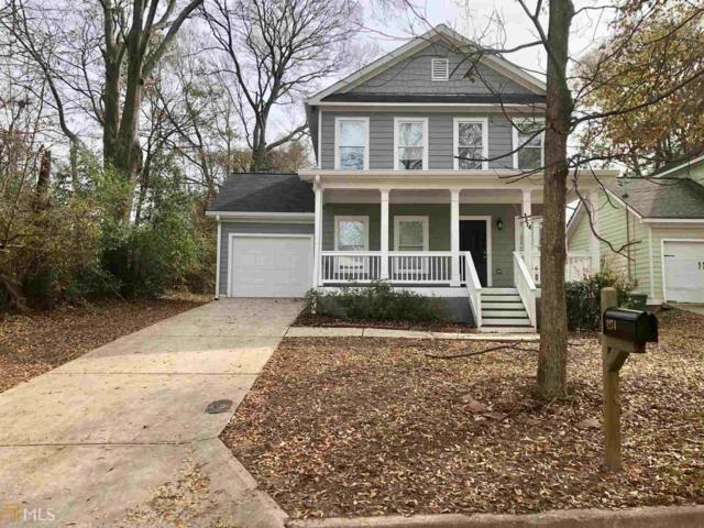1274 Martin, Atlanta, GA 30315 (MLS #8500533) :: Buffington Real Estate Group