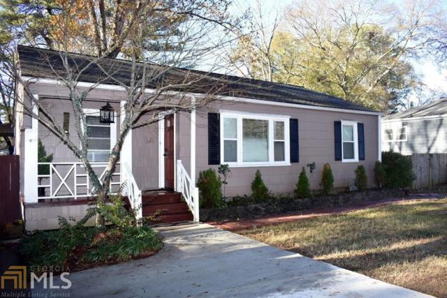 1068 Vista Trl, Atlanta, GA 30324 (MLS #8500893) :: Buffington Real Estate Group