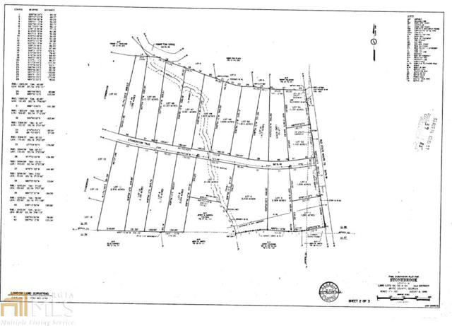 0 Stonebrook, Cleveland, GA 30528 (MLS #8502584) :: Buffington Real Estate Group