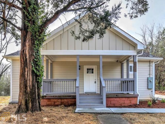 533 Schaffer Rd, Marietta, GA 30060 (MLS #8503400) :: Buffington Real Estate Group