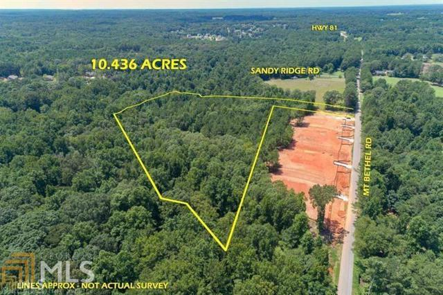 0 Mt Bethel Rd, Mcdonough, GA 30252 (MLS #8505310) :: Bonds Realty Group Keller Williams Realty - Atlanta Partners