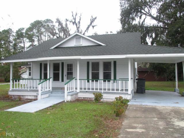 11 Love St, Folkston, GA 31537 (MLS #8506202) :: Buffington Real Estate Group