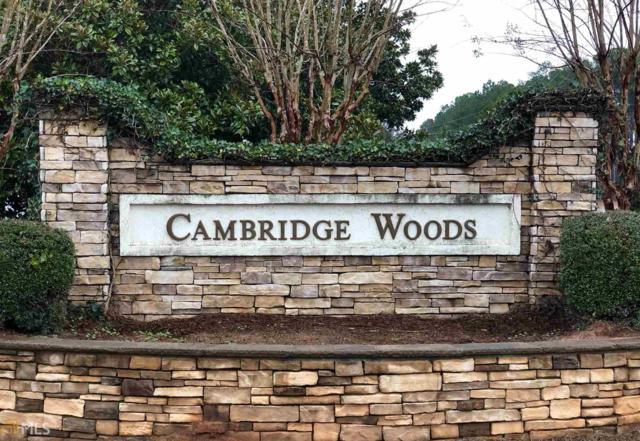 124 Cambridge Woods Dr #39, Mcdonough, GA 30252 (MLS #8506550) :: Buffington Real Estate Group