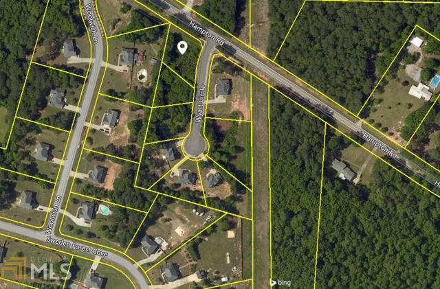 12889 Wyatt Cir, Hampton, GA 30228 (MLS #8507400) :: Rettro Group