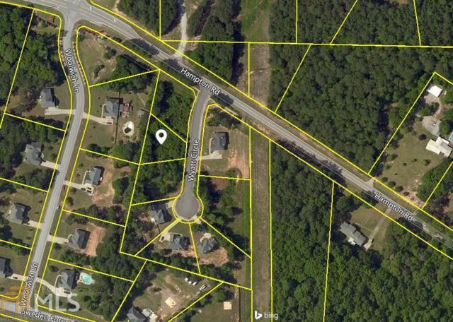 0 Wyatt Cir, Hampton, GA 30228 (MLS #8507403) :: Rettro Group