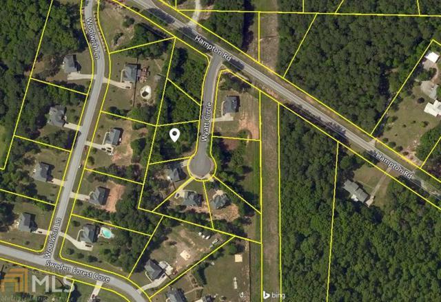 12899 Wyatt Cir, Hampton, GA 30228 (MLS #8507404) :: Rettro Group