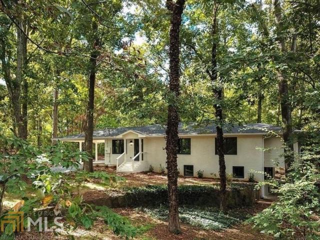 481 Villa Rica Way, Marietta, GA 30064 (MLS #8508039) :: Buffington Real Estate Group