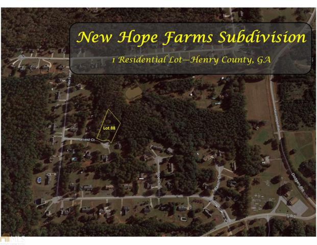 405 Harvest Ct #88, Locust Grove, GA 30248 (MLS #8509251) :: AF Realty Group