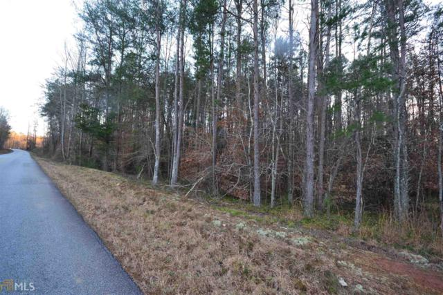 0 Tabor Road, Westminster, SC 29693 (MLS #8510014) :: Royal T Realty, Inc.