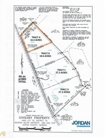 Tract A Highway 11, Monticello, GA 31064 (MLS #8510034) :: Royal T Realty, Inc.