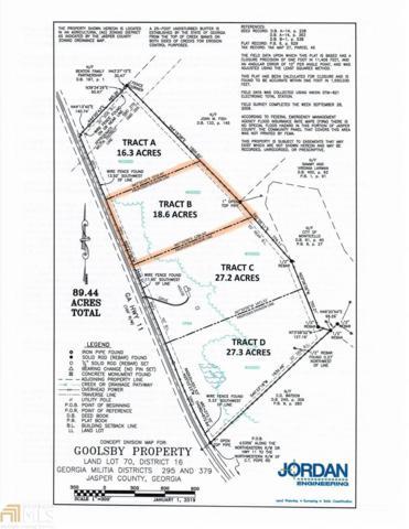 Tract B Highway 11, Monticello, GA 31064 (MLS #8510046) :: Royal T Realty, Inc.