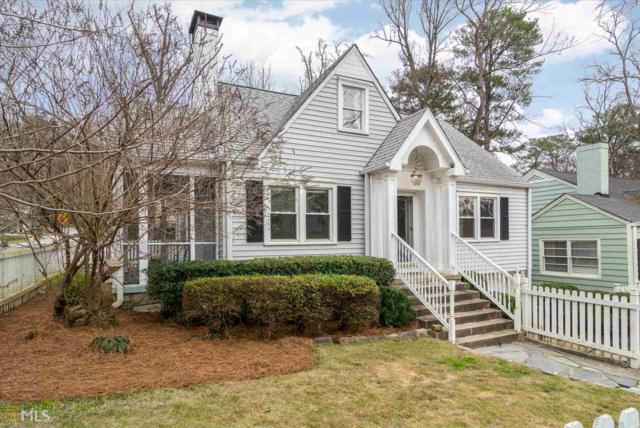 236 Eureka Dr, Atlanta, GA 30305 (MLS #8510250) :: Bonds Realty Group Keller Williams Realty - Atlanta Partners