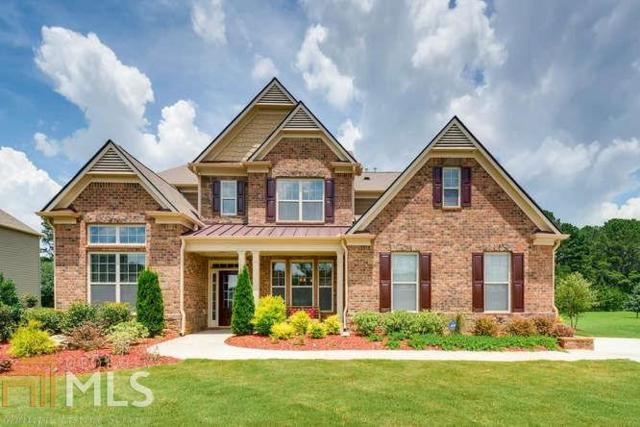 110 Haddonstone Dr, Fayetteville, GA 30215 (MLS #8510625) :: Bonds Realty Group Keller Williams Realty - Atlanta Partners
