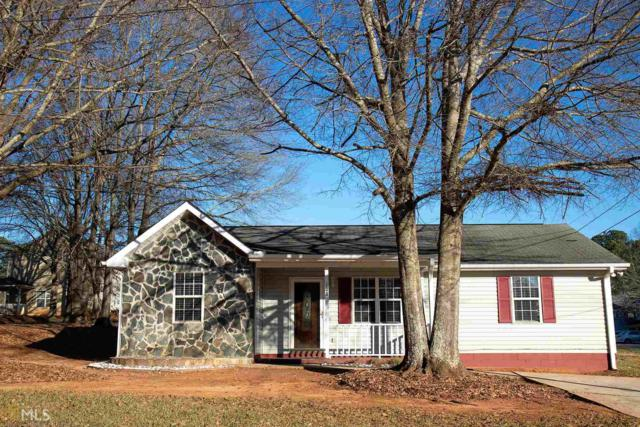 108 Hannah St, Barnesville, GA 30204 (MLS #8510810) :: The Durham Team