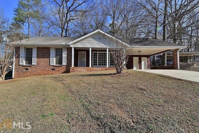 3630 Satellite Blvd, Ellenwood, GA 30294 (MLS #8511238) :: Buffington Real Estate Group