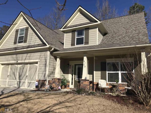 4123 Creekrun Cir, Buford, GA 30519 (MLS #8511296) :: Bonds Realty Group Keller Williams Realty - Atlanta Partners