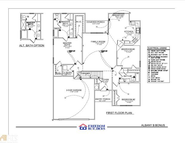 107 Greenfield Ln #4, Grantville, GA 30220 (MLS #8511989) :: Anderson & Associates