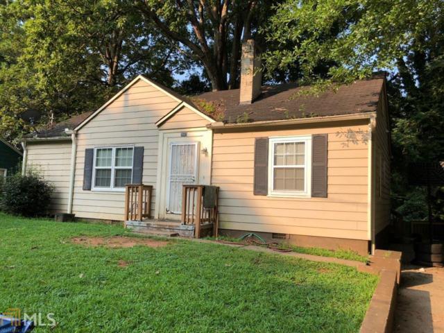 1642 Oak Knoll Cir, Atlanta, GA 30315 (MLS #8512068) :: Buffington Real Estate Group