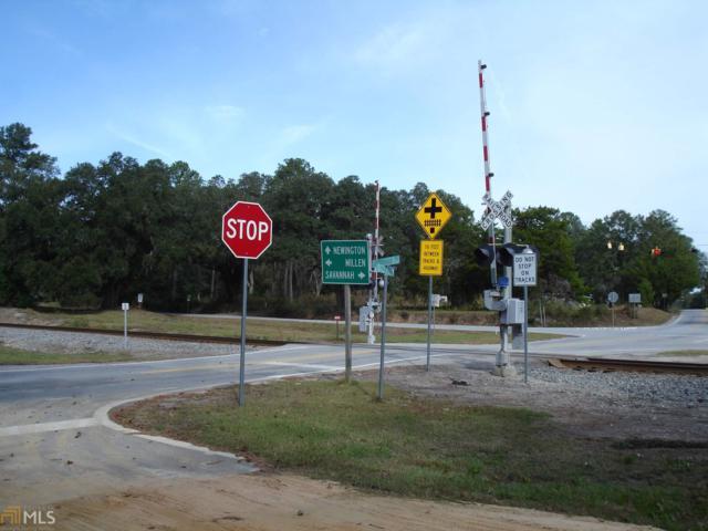 2930 Oliver Highway, Oliver, GA 30449 (MLS #8512519) :: Main Street Realtors