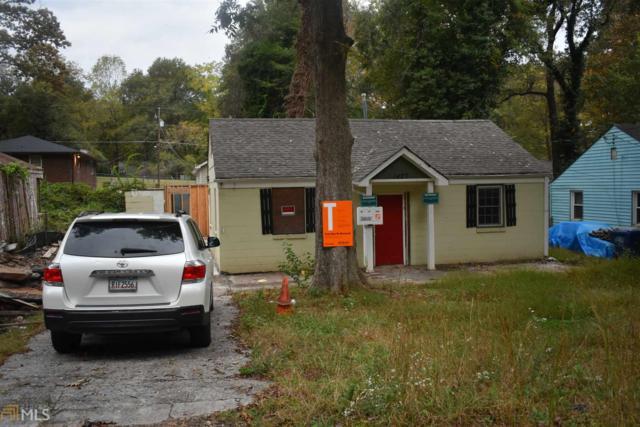 1427 SW Elizabeth Ave, Atlanta, GA 30310 (MLS #8512603) :: Buffington Real Estate Group
