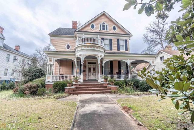 219 North Harris St, Sandersville, GA 31082 (MLS #8513472) :: Athens Georgia Homes