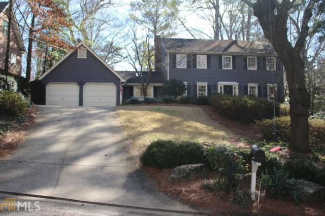 560 Twin Springs Rd, Atlanta, GA 30327 (MLS #8513580) :: Buffington Real Estate Group