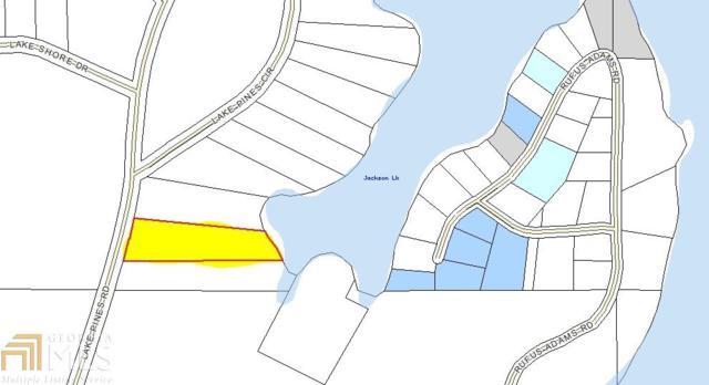 0 Lake Pines Lake #4, Jackson, GA 30233 (MLS #8513926) :: Ashton Taylor Realty