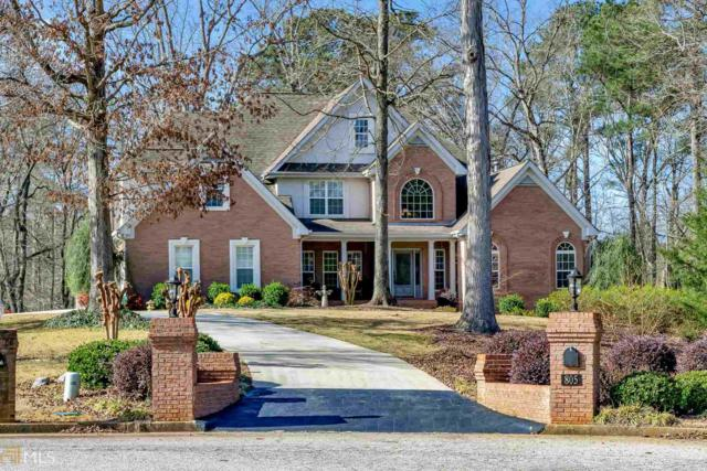 805 Leesburg Pl, Jonesboro, GA 30236 (MLS #8514016) :: Buffington Real Estate Group
