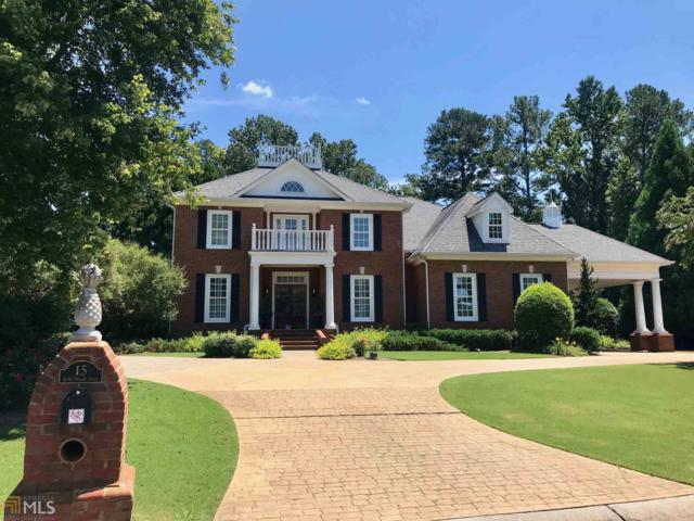 15 Belle Meade, Rome, GA 30165 (MLS #8514231) :: Buffington Real Estate Group