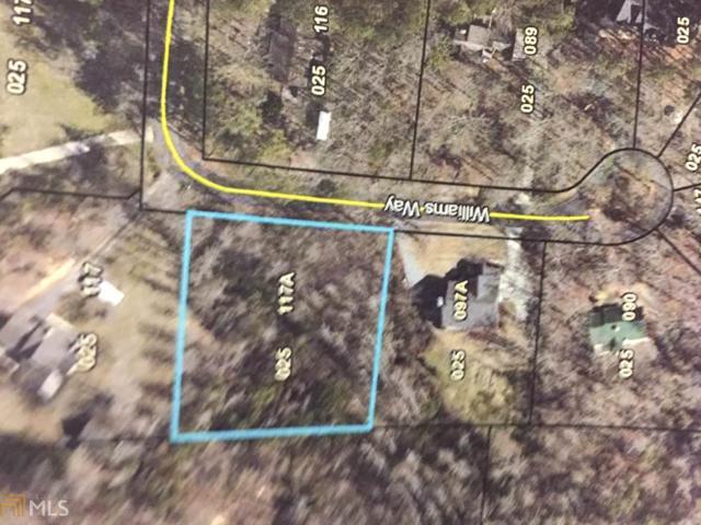 0 Williams Way Lot 7, Calhoun, GA 30701 (MLS #8515333) :: Rettro Group