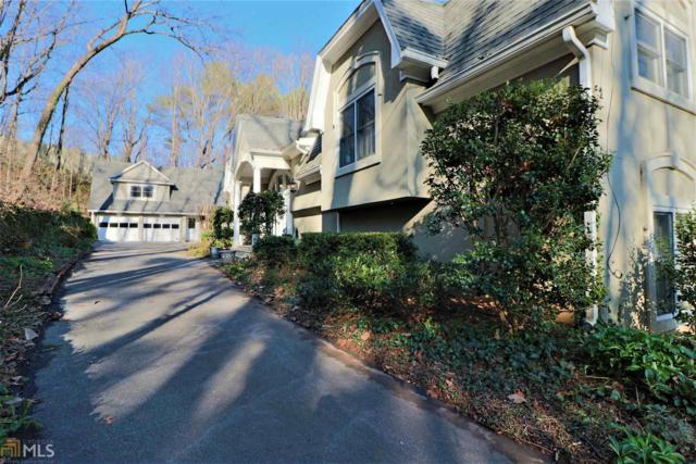 245 Glen Lake Dr, Sandy Springs, GA 30327 (MLS #8516289) :: Buffington Real Estate Group