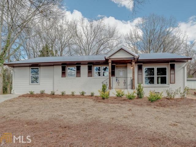 25 Wofford St, Cartersville, GA 30120 (MLS #8517587) :: Buffington Real Estate Group