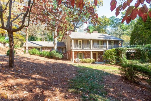 4695 Millbrook Dr, Atlanta, GA 30327 (MLS #8517684) :: Buffington Real Estate Group