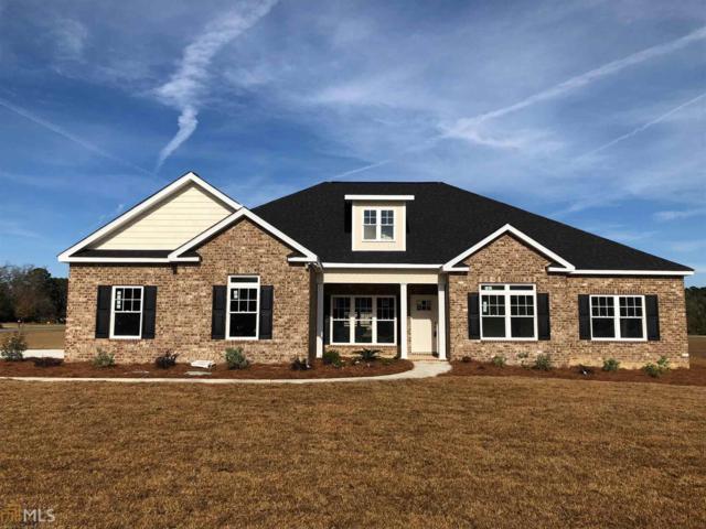 301 Malina Way #36, Brooklet, GA 30415 (MLS #8518274) :: Buffington Real Estate Group
