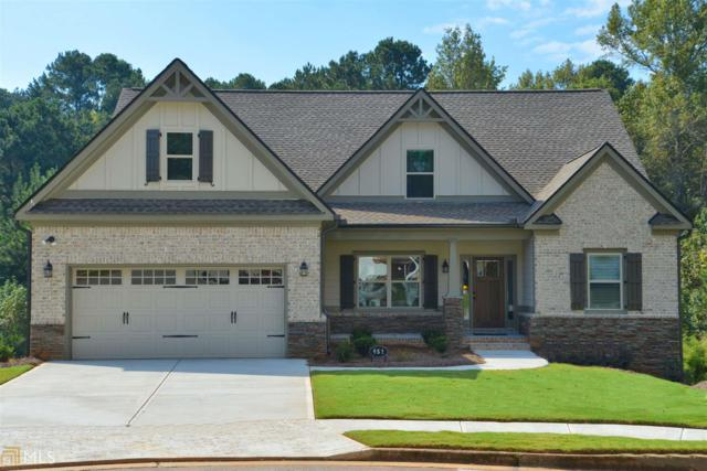 651 Breedlove Ct #16, Monroe, GA 30655 (MLS #8519538) :: Ashton Taylor Realty