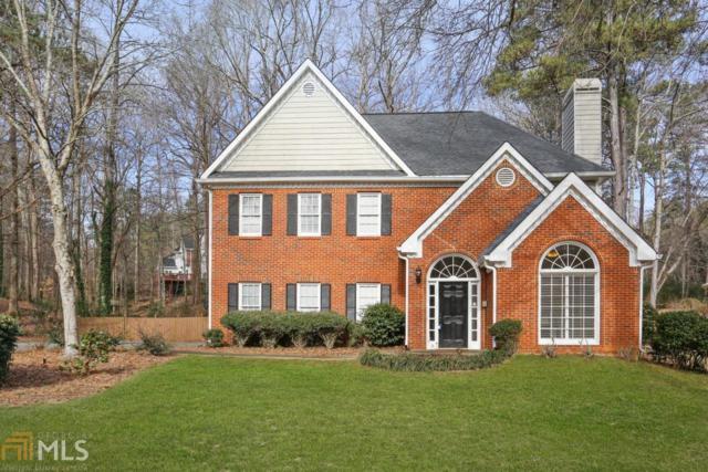3556 W Hampton Dr, Marietta, GA 30064 (MLS #8519626) :: Buffington Real Estate Group
