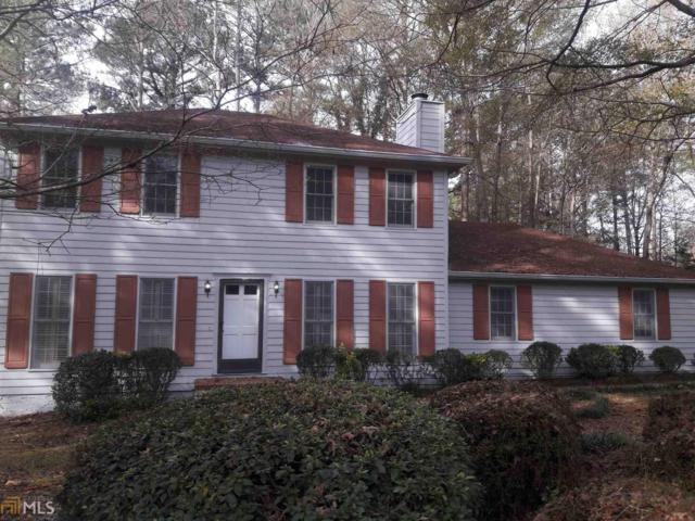 220 Mimosa Dr, Fayetteville, GA 30214 (MLS #8520425) :: Bonds Realty Group Keller Williams Realty - Atlanta Partners