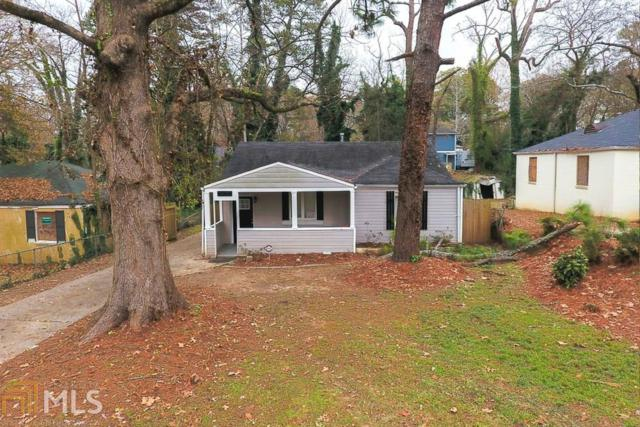 1400 Graymont Dr, Atlanta, GA 30310 (MLS #8520528) :: Buffington Real Estate Group
