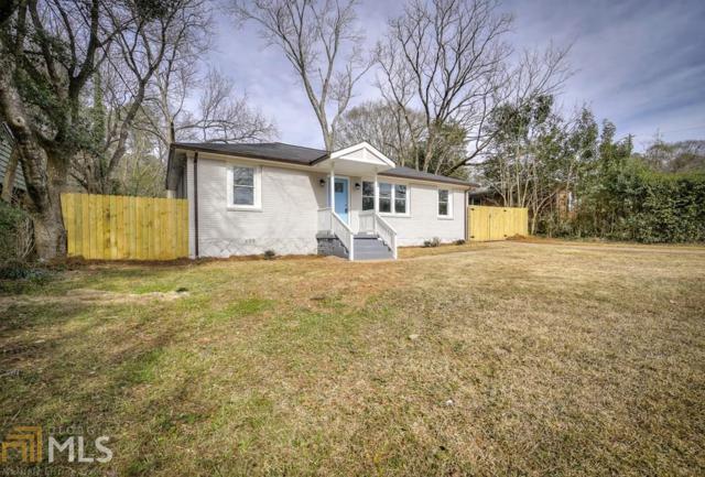 1731 Thomas Ter, Decatur, GA 30032 (MLS #8520658) :: Buffington Real Estate Group