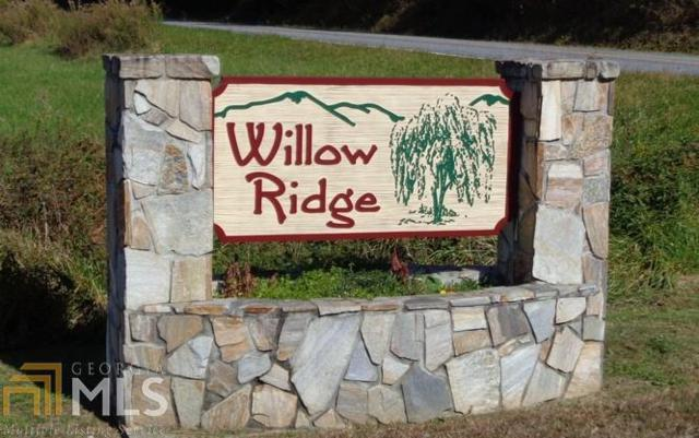 0 Willow Ridge Tr 9 Lot 2, Brasstown, NC 28902 (MLS #8521344) :: Bonds Realty Group Keller Williams Realty - Atlanta Partners