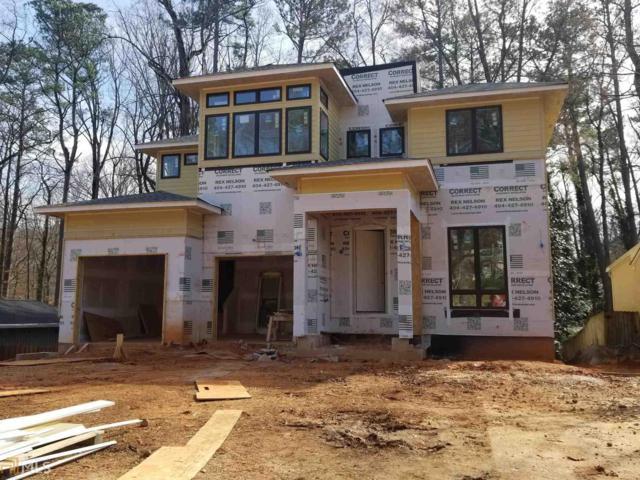 1237 Citadel Dr, Atlanta, GA 30324 (MLS #8523732) :: Bonds Realty Group Keller Williams Realty - Atlanta Partners
