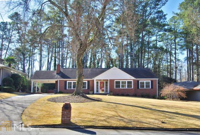 1167 Citadel Dr, Atlanta, GA 30324 (MLS #8524333) :: Bonds Realty Group Keller Williams Realty - Atlanta Partners