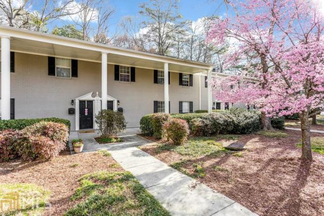 3669 Essex Ave #26, Atlanta, GA 30339 (MLS #8524455) :: Rettro Group