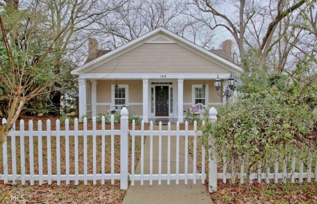 168 Bridge St, Senoia, GA 30276 (MLS #8525583) :: Keller Williams Realty Atlanta Partners