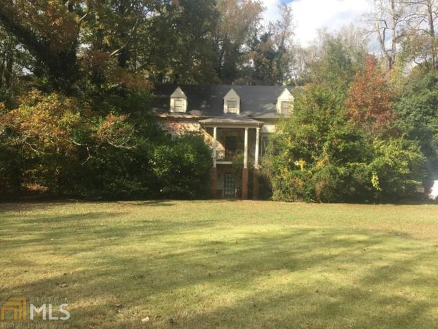 1120 Hampton Hall Dr, Brookhaven, GA 30319 (MLS #8525775) :: Ashton Taylor Realty