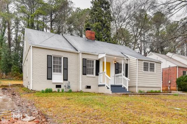 1847 S Gordon St, Atlanta, GA 30310 (MLS #8526300) :: Buffington Real Estate Group