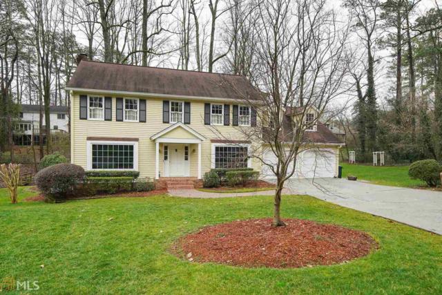 2471 Weatherford Ct, Marietta, GA 30068 (MLS #8526557) :: Buffington Real Estate Group